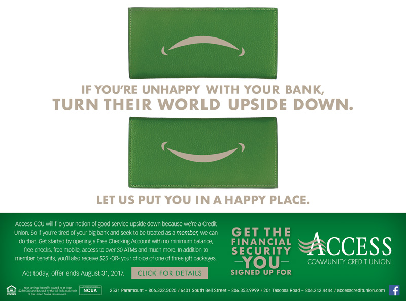 Promotions | Access Credit Union