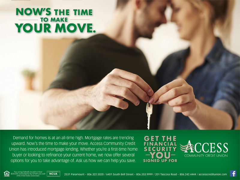 Mortgage Loans Access Credit Union